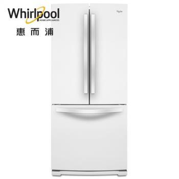 whirlpool惠而浦554L極智法式三門冰箱WRF560SMYW