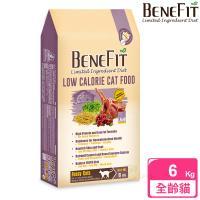 BENEFIT斑尼菲 L.I.D. 低卡貓糧 6kg 羊肉配方