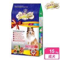 LV藍帶精選 健康成犬 狗飼料 15kg(紐西蘭羊肉+鮮蔬食譜)
