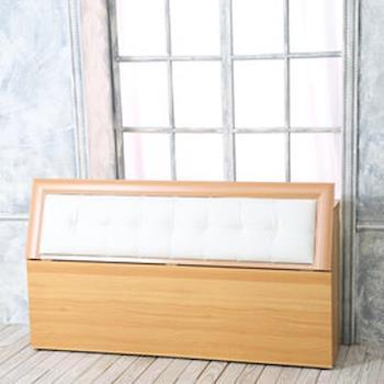 【時尚屋】[WG5]巴羅5尺床頭箱1WG5-1台灣製/免運費/免組裝/櫥櫃‧辦公桌椅‧人體工學椅‧電腦桌椅‧書桌椅‧系統傢俱