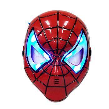 【樂活e棧】萬聖節必備道具-英勇蜘蛛俠面具