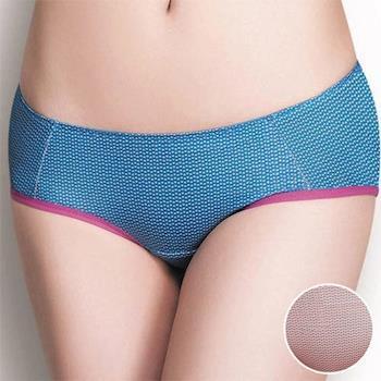 【嬪婷】FTC系列幸運禮物M-LL日間型生理褲(幸運橘)