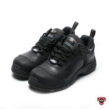 IronSteel T-214N 防靜電經典設計寬楦安全鞋