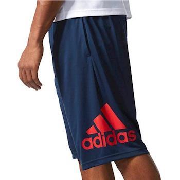 Adidas 2017男時尚Crazu L深藍色運動短褲(預購)