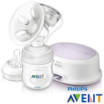 PHILIPS AVENT 輕乳感PP標準型單邊電動吸乳器