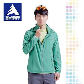 【拓荒者】3S108男吸濕排汗抗UV薄外套(3M吸濕排汗抗UV系列)