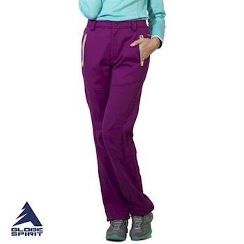 【拓荒者】5W232女超潑水軟殼保暖褲(軟殼保暖褲)