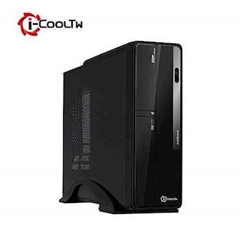 i-cooltw 小珊瑚 C+P 黑色 USB3.0 電腦機殼
