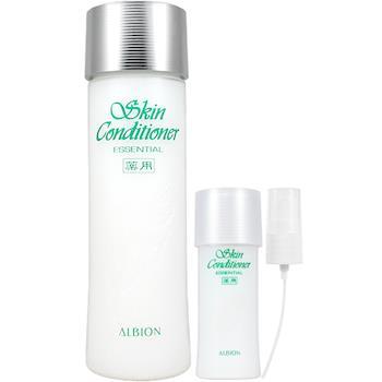 ALBION 艾倫比亞 健康化妝水N(330ml)+(27ml)