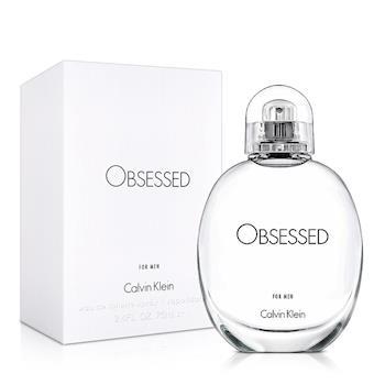 CK 迷上了!男性淡香水(75ml)+品牌小香