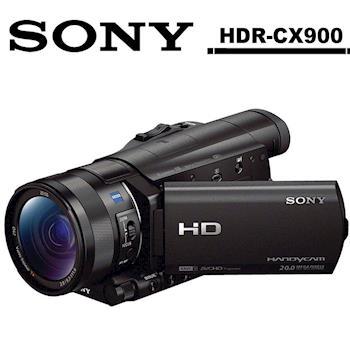 【64G電池組】SONY HDR-CX900 高畫質數位攝影機(公司貨)