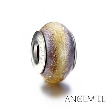 Angemiel安婕米 義大利925純銀 星塵 琉璃珠