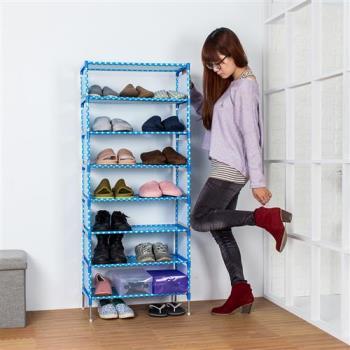 8層DIY組合式鞋架鞋櫃置物收納架