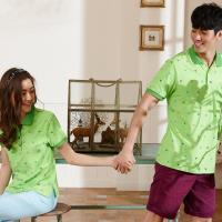 【LEIDOOE】品牌印花男款休閒短袖POLO衫16565