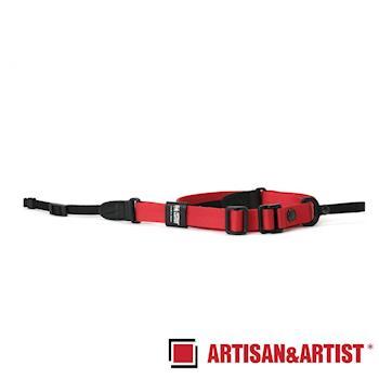 ARTISAN  ARTIST 易拉式相機背帶 ACAM-E20(紅)