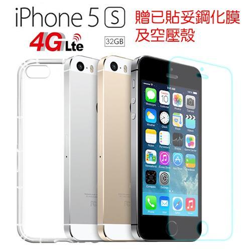 Apple福利品 iPhone 5S 32GB 智慧型手機