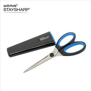 澳洲Stay Sharp 多功能料理剪刀含專利磨刀鞘護套組