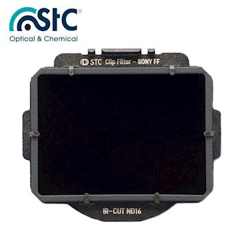 STC IR-CUT ND16 Clip Filter 內置型 ND16 減光鏡 for SONY 全幅機
