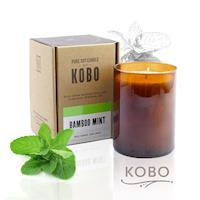 KOBO 美國大豆精油蠟燭 - 青澀進行曲 (435g/可燃燒100hr)