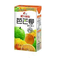 《光泉》果汁時刻-芭芒柳汁-(24入/箱)