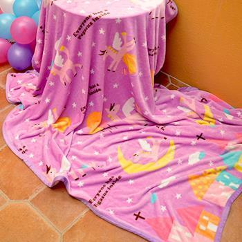 義大利Fancy Belle X Malis 心中的飛馬 雪芙絨毯150x200CM