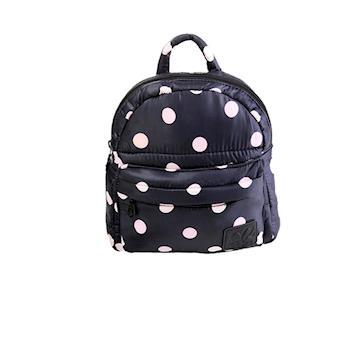 花花班尼 Hana Bene 極輕感小童防潑水空氣包-粉紅點點