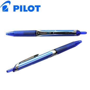 PILOT 百樂 水性按鍵式鋼珠筆-12支(BX-RT-V7)