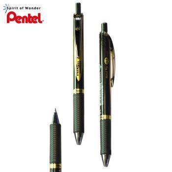 PENTEL 飛龍 0.5mm自動極速鋼珠筆-12支(BLP75)