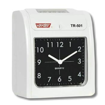 VERTEX世尚 六欄位微電腦雙色打卡鐘 TR-501