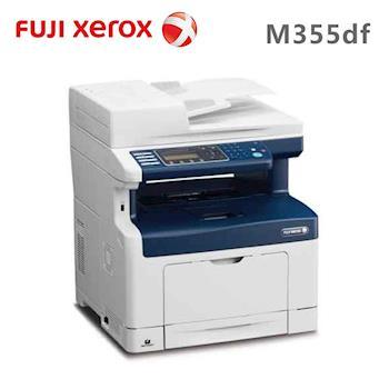 FUJI XEROX DocuPrint M355df A4 黑白複合印表機