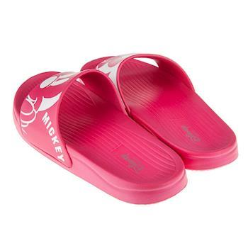 Disney迪士尼米老鼠桃色成人輕便拖鞋(23~25公分) [ M7T730H ] 桃色款