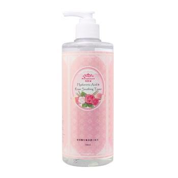 KilaDoll玻尿酸玫瑰保濕化妝水500ml 買一送一