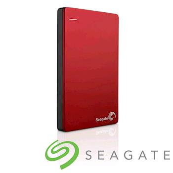 Seagate  Backup Plus V2 Slim 2.5吋 外接硬碟 1TB紅色