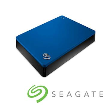 Seagate Backup Plus 2.5吋外接硬碟 4TB藍色