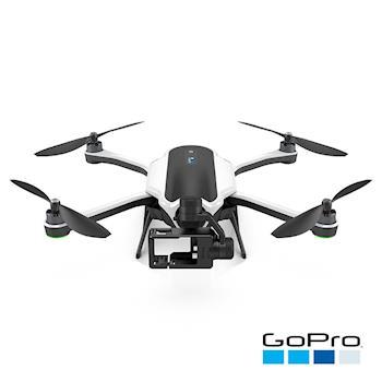 【GoPro】KARMA空拍機+HERO6 Black相機組(含HERO5 Black轉接外框)(公司貨)