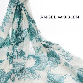 Angel Woolen 松語寄情Pashmina披肩 圍巾(共兩色)