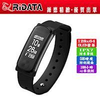 RIDATA錸德 Q-68HR 藍芽智能手環/含心率功能
