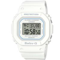 【CASIO】BABY-G 街頭時尚休閒概念錶-白 (BGD-560-7)
