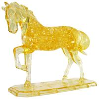 《3D 立體水晶拼圖》旋轉木馬