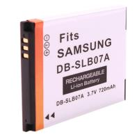Kamera 鋰電池 for Samsung SLB-07A(DB-SLB-07A)