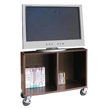 頂堅 寬60公分(活動式)電視櫃/收納櫃/書櫃/置物櫃(附四個有剎工業輪)-三色可選