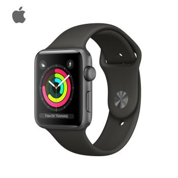 Apple Watch Series 3 42mm 鋁金屬錶殼搭配運動型錶帶 - 4色