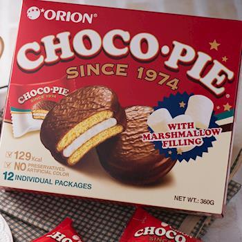 好麗友 巧克力派360g *8盒