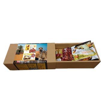 康妮konear 中東-美味椰棗綜合禮盒(去籽椰棗4包,椰棗精4包)