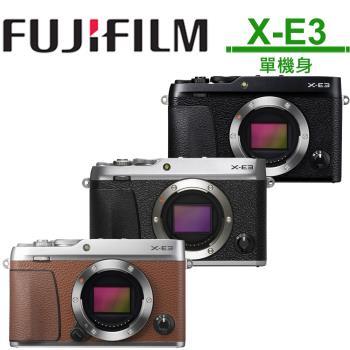 【相機包】FUJIFILM X-E3 單機身 (公司貨)