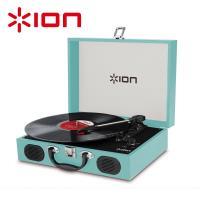 ION Audio Vinyl Transport手提黑膠唱機 全球限量款 湖水藍