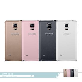 Samsung三星 原廠Galaxy Note4 N910/N910U 專用 電池蓋 /手機背蓋 /硬殼