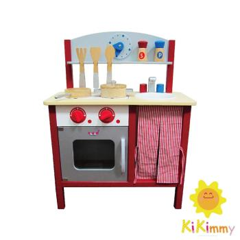Kikimmy歐式廚具組(木製玩具)