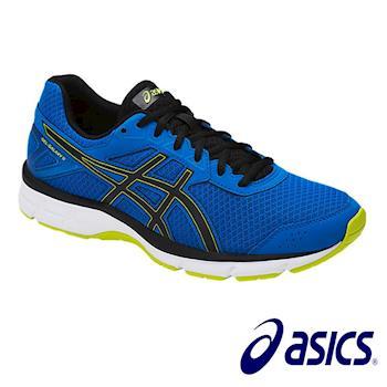【Asics 亞瑟士】GEL-GALAXY 9 男慢跑鞋 運動鞋(T6G0N-4377)