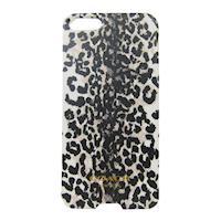 COACH 豹紋圖案 iPhone 5 手機保護殼(黑白)